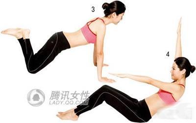 5 động tác giúp nâng ngực đẹp mà không cần phẫu thuật 2