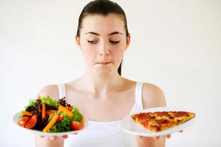 Cách làm vòng 1 to hơn nhờ chế độ ăn uống
