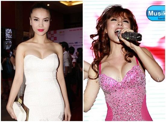 """Nghẹt thở nhìn mỹ nữ Việt """"bức tử"""" vòng 1 4"""