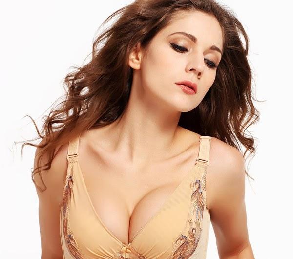 Bí quyết để có bộ ngực đẹp căng đầy sau sinh 4