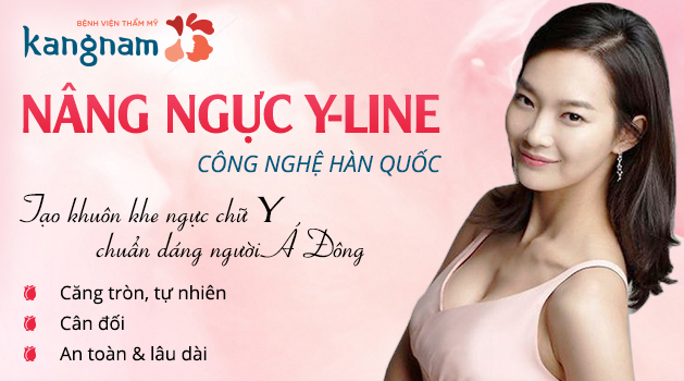 nâng ngực Y-Line