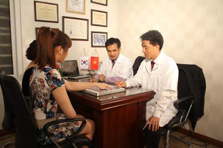 Cam kết chất lượng nâng ngực nội soi y line hàn quốc tại kangnam