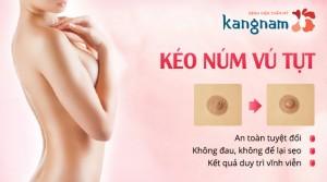 Kéo núm vú bị tụt an toàn, hiệu quả công nghệ từ Hàn Quốc