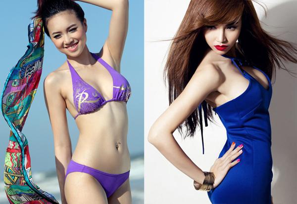 """Những sao Việt """"sexy"""" hơn nhờ vòng 1 căng đầy 4"""