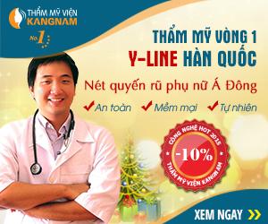 Nâng ngực Y Line Hàn Quốc