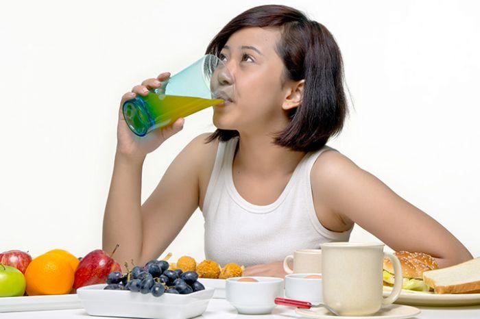 Chăm sóc cơ thể thật tốt là cách làm tăng vòng 1 ở tuổi dậy thì