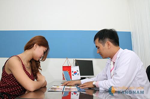 Cận cảnh quy trình nâng ngực không phẫu thuật bằng mỡ tự thân3