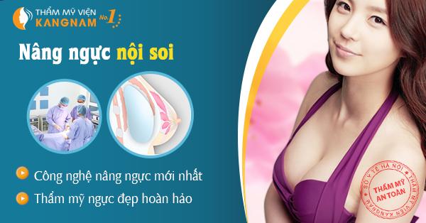 Phẫu thuật thẩm mỹ nâng ngực nội soi được thực hiện thế nào3