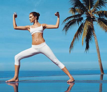 """""""Bật mí"""" 4 bài tập yoga giúp tăng vòng 1 hiệu quả 6"""