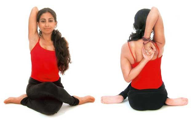 """""""Bật mí"""" 4 bài tập yoga giúp tăng vòng 1 hiệu quả 5"""