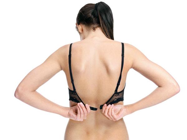 """Không khó để giải quyết vấn đề """"ngực to nên mặc áo ngực như thế nào"""""""