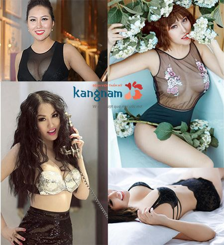 Phi Thanh Vân xinh đẹp sau nâng ngực nội soi