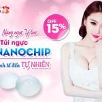 OFF 15% Nâng ngực Y-line với túi ngực NANO CHIP: Tinh tế đến tự nhiên