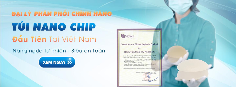 Kangnam - Nhà phân phối túi độn Nano Chip chính hãng