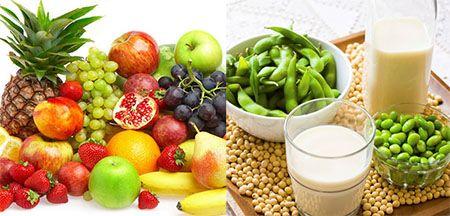 Cách chữa ngực chảy xệ sau sinh hiệu quả bằng rau củ quả