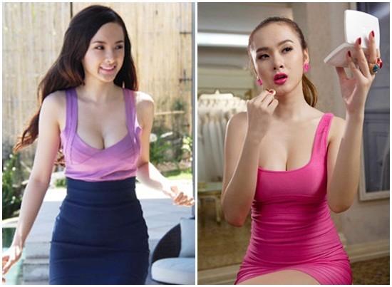 """Nghẹt thở nhìn mỹ nữ Việt """"bức tử"""" vòng 1 9"""