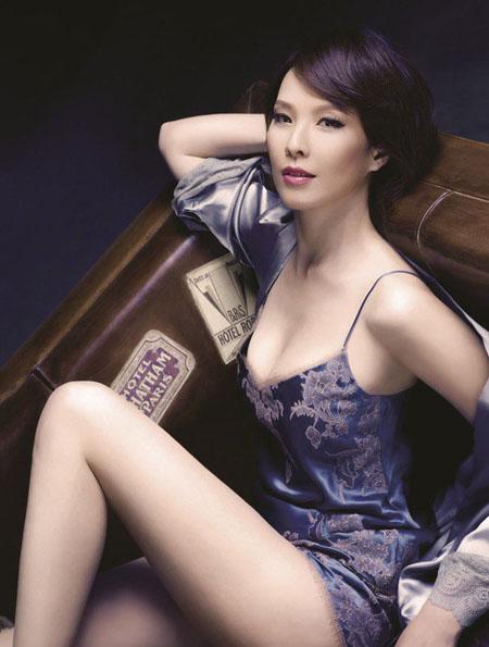 """Phụ nữ Á Đông và khuôn ngực """"vạn người mê"""" 1"""
