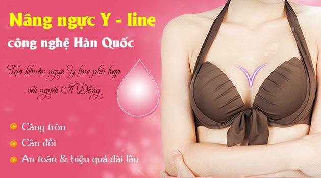 Nâng ngực Y-line – Giải pháp thẩm mỹ toàn diện vòng 1 nhỏ lép, mất cân đối 1