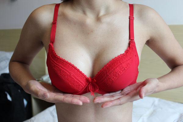 Girl Hà Thành sính sửa ngực đẹp tự nhiên2