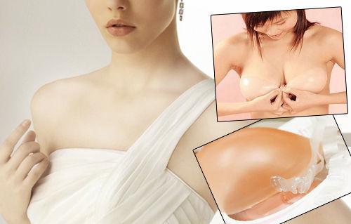 Áo nâng ngực bằng silicon: Trào lưu và hiểm họa2