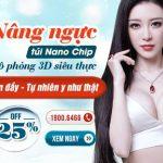 OFF 30% ưu đãi nâng ngực bằng nano chip bệnh viện Kangnam